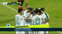 Panachaiki vs Panathinaikos 0-2 All Goals and Full Highlights Greece Cup 03.12.2015 HD