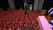 Minecraft-Little Carly Adventures-LITTLE KELLY KISSES A PRINCE w Little Kelly and Little L