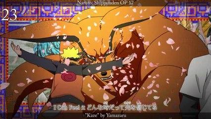 Top 30 Anime Openings SPRING 2015