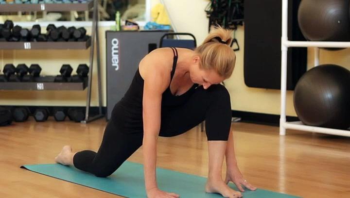Yoga Exercises for Athletes