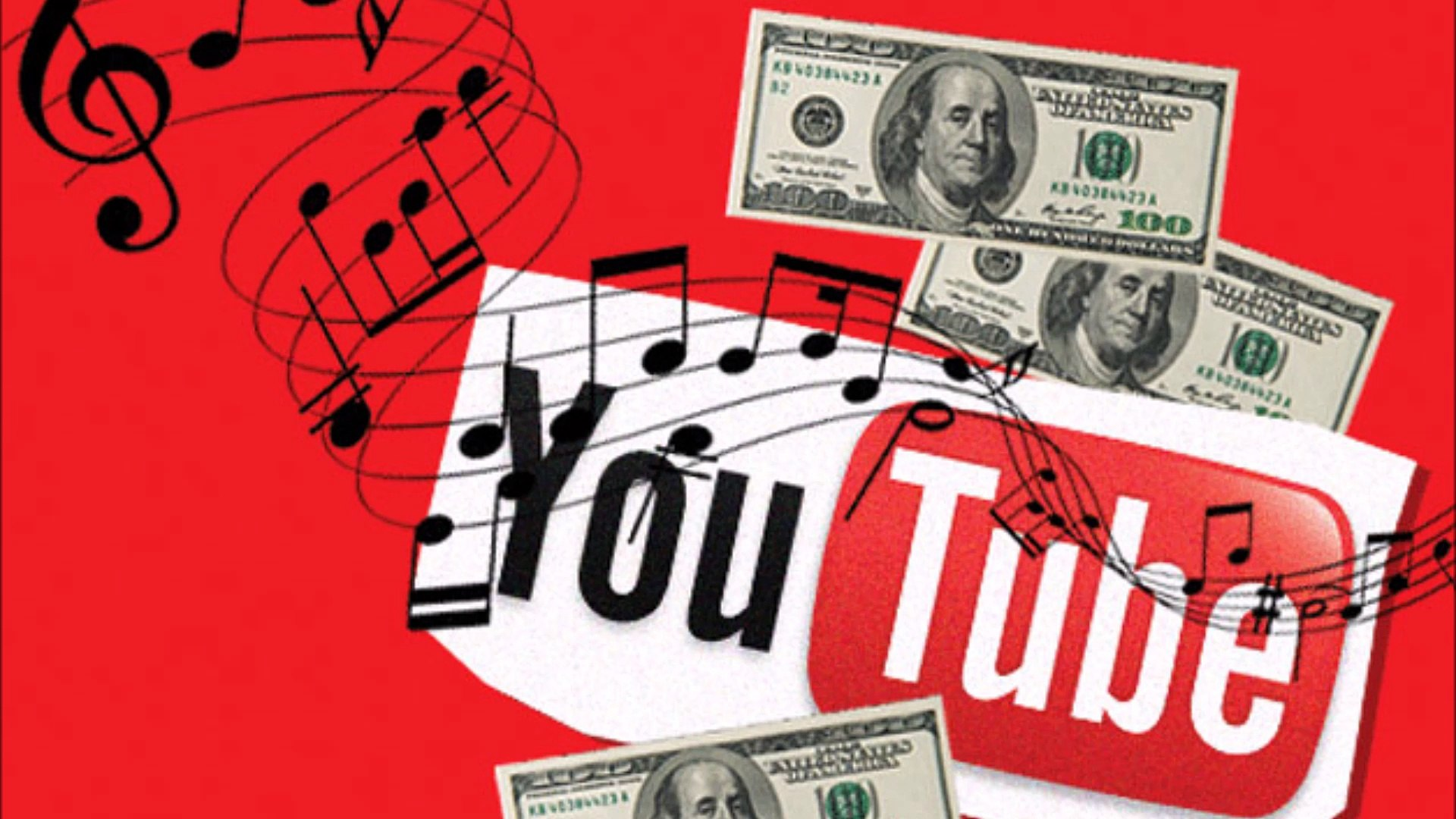 How to make money on YouTube musicians?