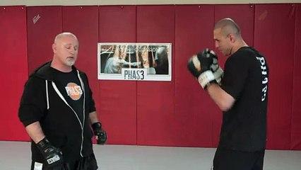 How to Get Close to a Boxer to Apply a Judo Throw