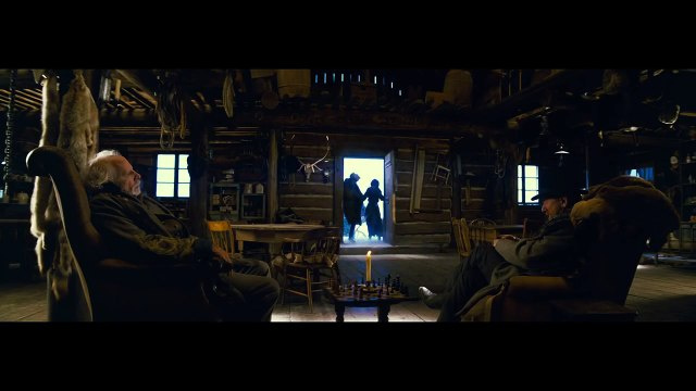 THE HATEFUL EIGHT - Official Trailer - The Weinstein Company