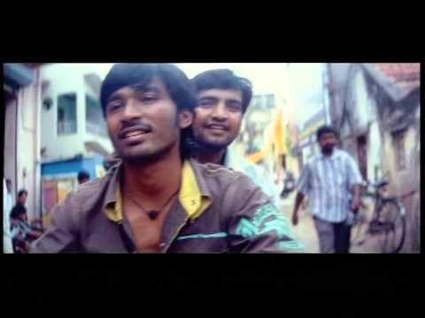 Pollathavan Tamil Movie|Santhanam Comedy | Karunas | Dhanush