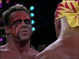 Hulk Hogan, Sting & Randy Savage interview, WCW Monday Nitro 04.12.2015