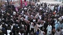 azadari in 508g b 10-muharram 2015  zunjeer zuni at brabdgi shabeh-e-zuljanah clip-3