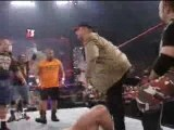 ECW invade RAW debut of RVD & Dreamer