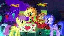 My Little Pony en la gala las ponys sound track español latino