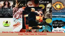 Read  Davis Cup Yearbook 2000 The Year in Tennis Davis Cup The Year in Tennis Ebook Free