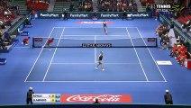 [HD] Ana Ivanovic vs Belinda Bencic Highlights IPTL KOBE 2015