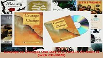 PDF Download  Courage to Change One Day at a Time in AlAnon II with CDROM PDF Online