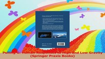 Pulling G Human Responses to High and Low Gravity Springer Praxis Books PDF