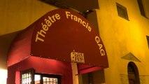 (2015-11-25 - PARTIE 1) SOIREE D'OUVERTURE - L'ARRIVEE AU THEATRE FRANCIS GAG