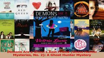PDF Download  Demons Are a Ghouls Best Friend Ghost Hunter Mysteries No 2 A Ghost Hunter Mystery Download Online