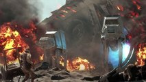 Star Wars Battlefront (PS4) - Battle of Jakku Gameplay Trailer