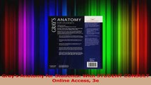 PDF Download  Grays Anatomy for Students With STUDENT CONSULT Online Access 3e PDF Full Ebook