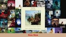 Download  Noa Noa PDF Online