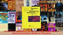 Ebook Physics of Biological Systems: From Molecules to Species