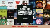 Read  Book of Guinness Advertising EBooks Online
