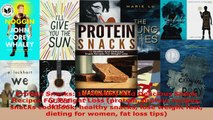 Download  Protein Snacks 15 Healthy And Delicious Snack Recipes For Weight Loss protein protein Ebook Free