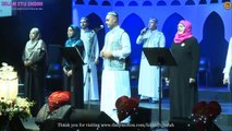 Nasheed Tala' al-Badru 'Alaynā (طلع البدر علينا) Featuring The Beautiful Voice Of An Angel Iman Farrar - Multicultural Mega Mawlid Concert 2013 (Islamic Song Islam Itu Indah Channel) सुंदर नशीद - बदर आया   خوبصورت نشید