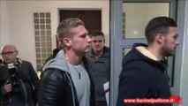 03/12/2015 - Toccante incontro di alcuni biancorossi al carcere minorile di Bari