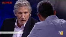 Roger Waters - Piazza Pulita  #La7 (03 dicembre 2015)