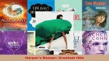 Read  Harpers Bazaar Greatest Hits Ebook Free