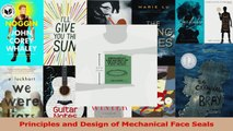 PDF] Principles and Design of Mechanical Face Seals Download Online