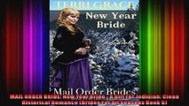MAIL ORDER BRIDE New Year Bride  A Gift For Jedidiah Clean Historical Romance Brides
