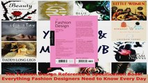Read  The Fashion Design Reference  Specification Book Everything Fashion Designers Need to EBooks Online