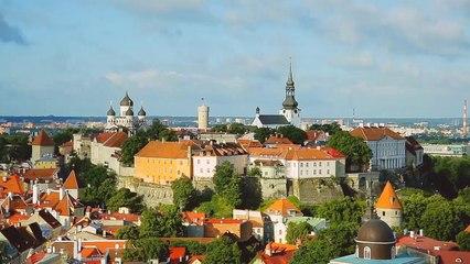 Tallinn Old Town - authentic & romantic