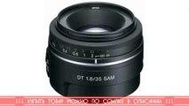 Sony Sony DT 35mm f/1.8 SAM (SAL-35F18)