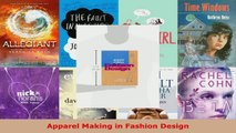 Download  Apparel Making in Fashion Design EBooks Online