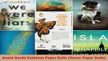 Read  Avant Garde Fashions Paper Dolls Dover Paper Dolls EBooks Online
