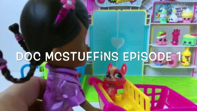 Disney Frozen Queen Elsa Doc McStuffins Frozen Fever Party Episode 1