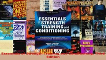 PDF Download  Essentials of Strength Training and Conditioning Third Edition Read Online