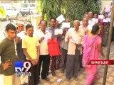 Ahmedabad - Babus on Election duty, public can wait! - Tv9 Gujarati