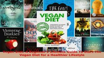 Read  Vegan Diet A Beginners Ultimate Guide To Start The Vegan Diet for a Healthier Lifestyle EBooks Online
