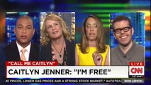 'Bruce Jenner Is Doing This for Bruce Jenner!  Watch CNN Panel Fall Apart