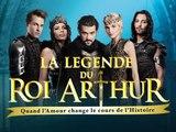 La Légende du Roi Arthur : le nouveau Graal de la comédie musicale