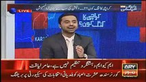 Because Of Aamir Liaquat & Naz Baloch ARY Getting Rating So Waseem Badami Didn't Let Them Go