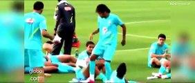 Neymar Jr ● Best Freestyle Skills - 2015 Pt.4 - HD