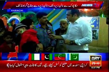 """From Mukka Chawk to Nine Zero"", Mansoor Ali Khan on ARY News"