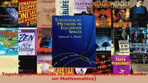 Read  Topological Methods in Euclidean Spaces Dover Books on Mathematics Ebook Online