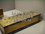 Pascaline - Calculette de Blaise Pascal