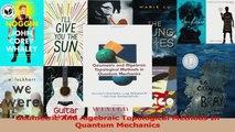 PDF Download  Geometric And Algebraic Topological Methods In Quantum Mechanics PDF Online
