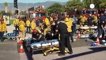 Fusillade à San Bernardino en Californie, 20 victimes, selon les pompiers