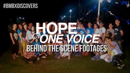 Vlog 26 #BMBXDiscovers - Hope Of One Voice