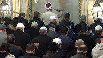 Cuma Namazi 04.12.2015 S.Ahmet Camii İshak Kızılaslan